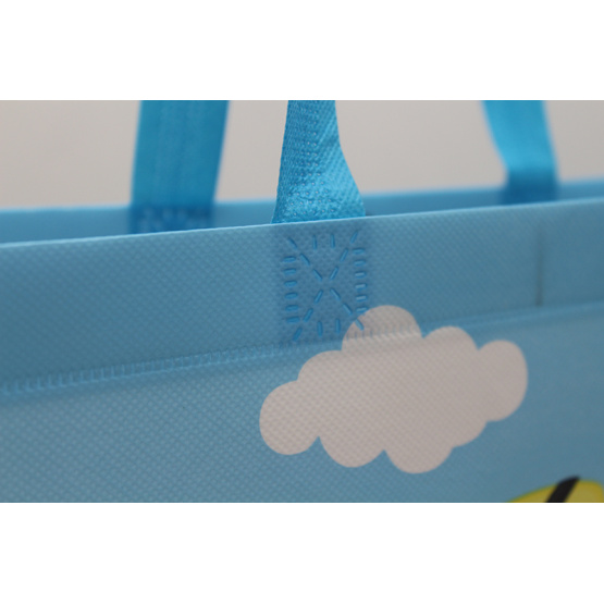 Horizontal Non-woven Film Coated Bag