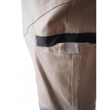 Utility pockets work pants cotton canvas trousers