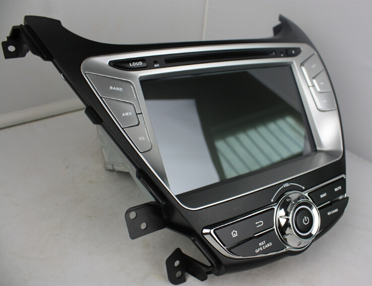 Hyundai Elantra 2014 Car Dvd Player