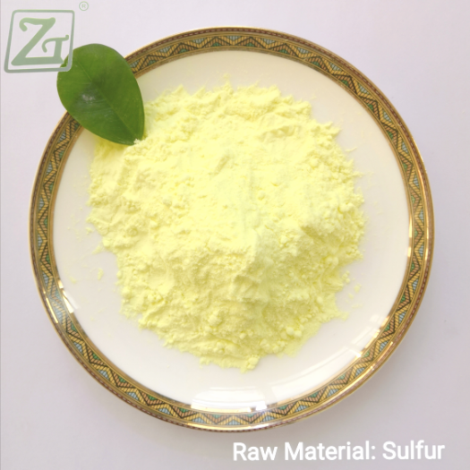 Light Yellow Granule  Vulcanization  Agent Sulfur S-75GE