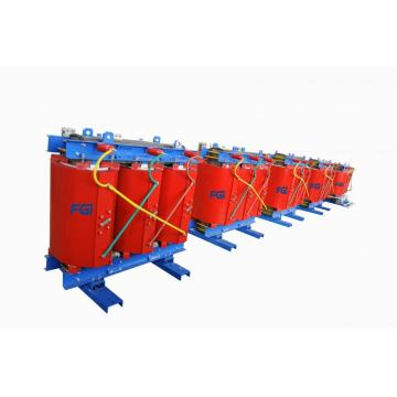 Energy Efficient Cast Coil Transformers