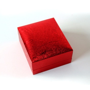 High quality Square PU Leather Jewelry Box
