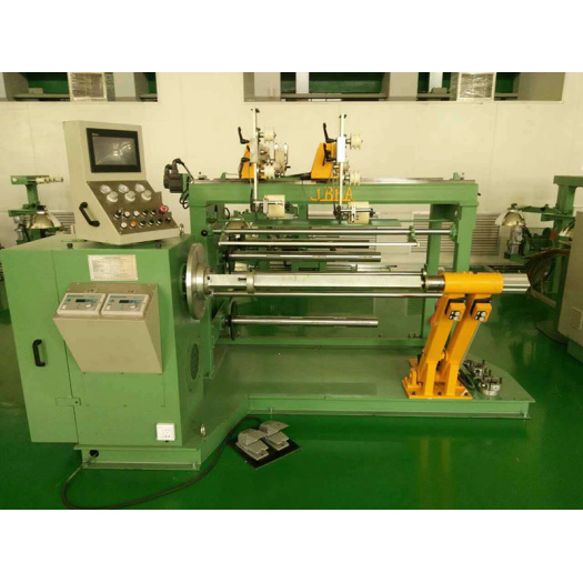 Automatic Coil Winding Machine With Insulation Manually