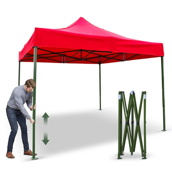 Shandong WaterProof Pop up Event Tent for Advertising or outdoor display tent