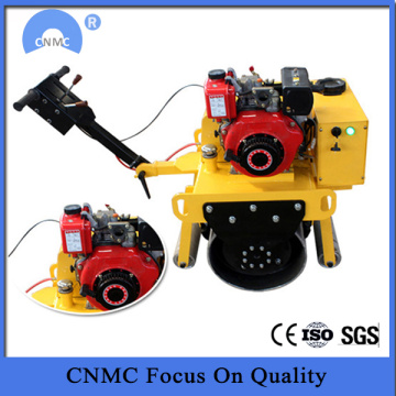 Water-cooled diesel vibration road roller machine