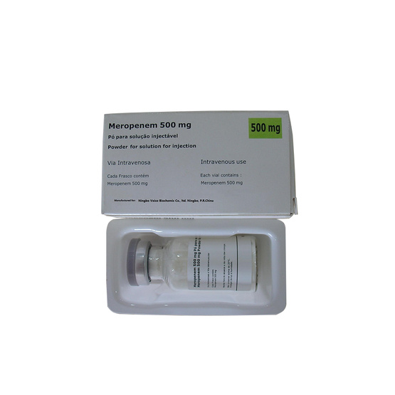 GMP Meropenem for injection 500mg