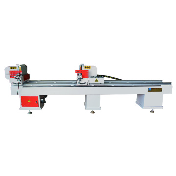Double-head Cutting Saw for uPVC Profile