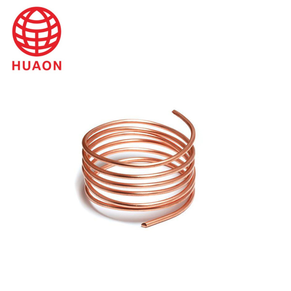 8mm Pure Copper Wire Rod Copper Rod