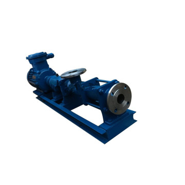 G type stainless steel screw pump
