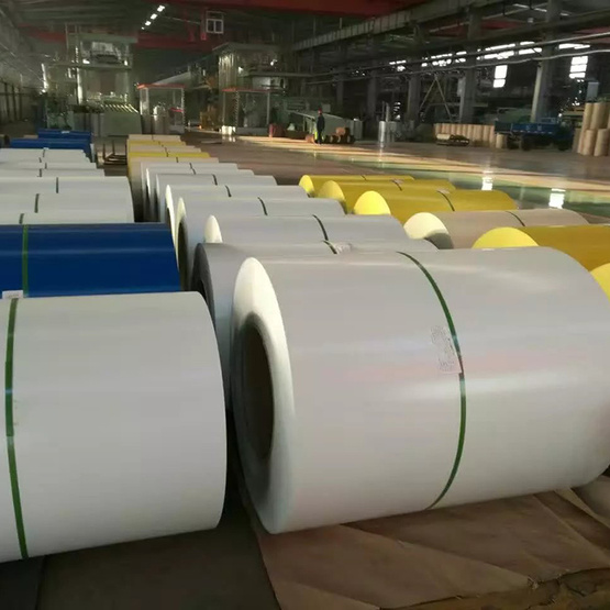 wholesale Zinc Sheet Laminated PPGI Colored Sheet