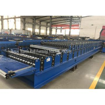 Double Corrugated Metal Board Machinery For Sale
