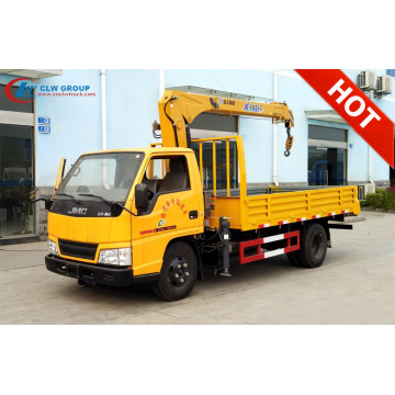 Brand New JMC 2Tons Telescopic Crane Truck