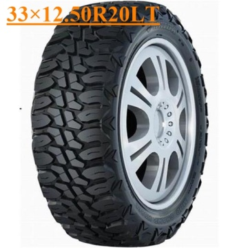 M/T Off-Road Tyre 33×12.50R20LT HD868