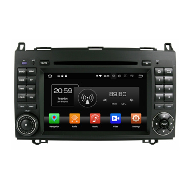 android car entertainment system for Viano 2009-2011