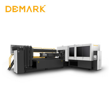 DP 400T/5000G PET plastic preform injection molding machine
