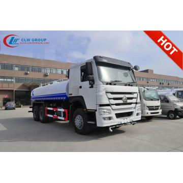 2019 New HOWO 6X4 25000litres Road Sprinkler Truck