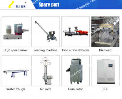 Single Screw Extruder Line