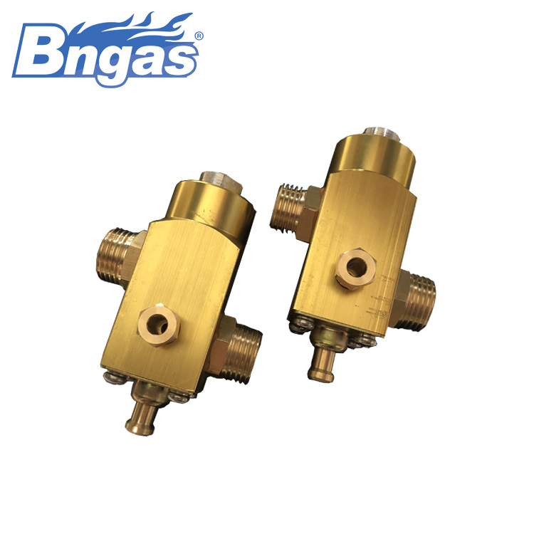 Safety Gas Valve