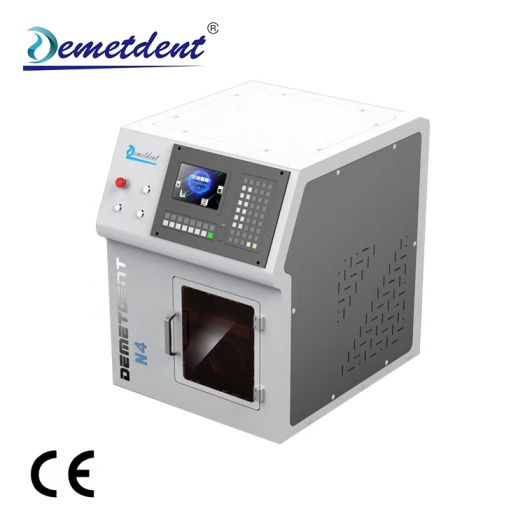 CAD CAM System Zirconia Milling Machine for Dental