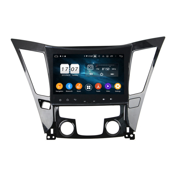 Android 9 dsp car audio for SONATA 2011-2013