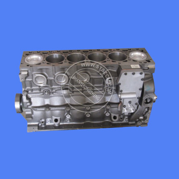 6731-21-1130 4D102 Engine Cylinder Block PC160-7