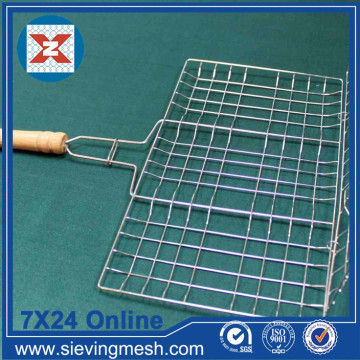 Metal Barbecue Grill Netting