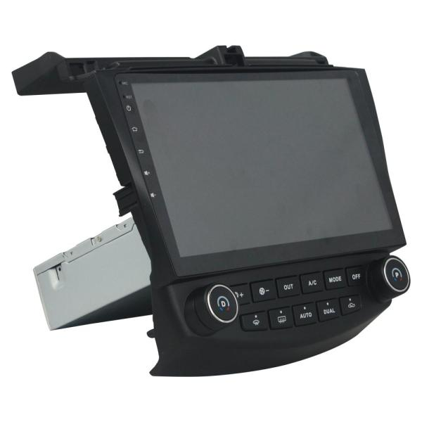 car dvd player touch screen for Accord 7