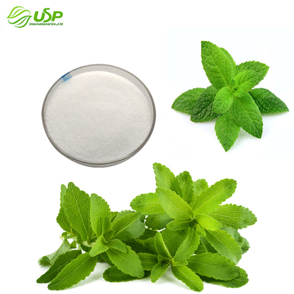 High quality highly purified stevia extract stevioside