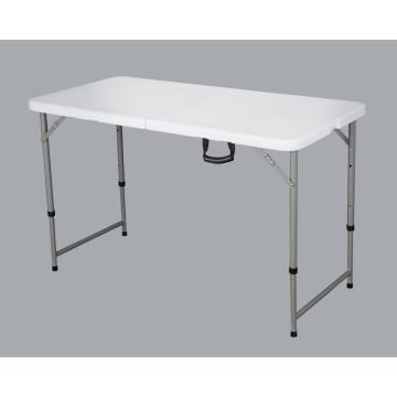 4FT folding adjustable table