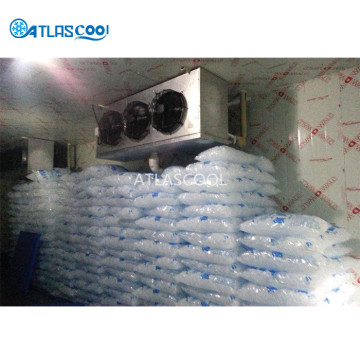 Cold Storage Room for Ice Block