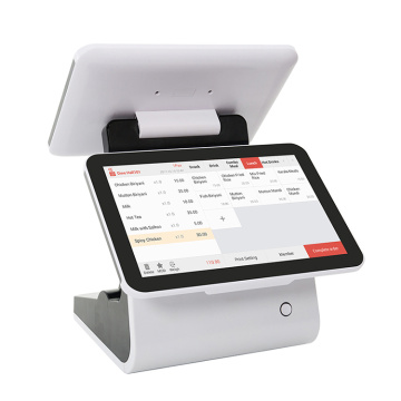 Supermarket Touch Screen Android Tablet Pos Termin System