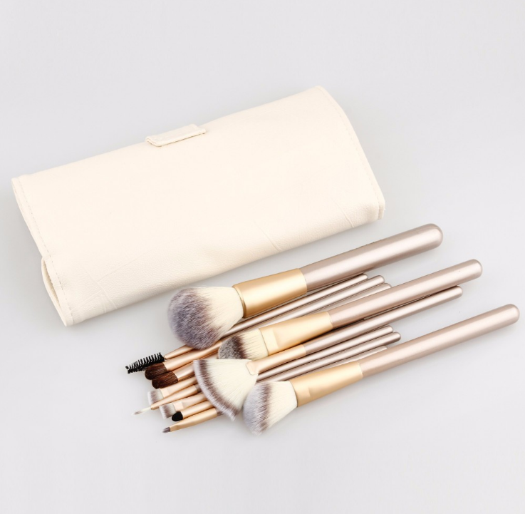Private Label makeup brush set