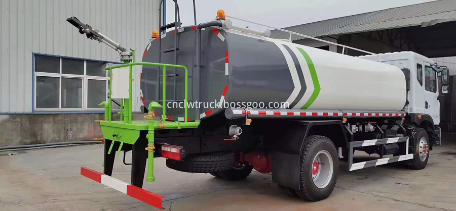 dongfeng street cleaning vehicle price
