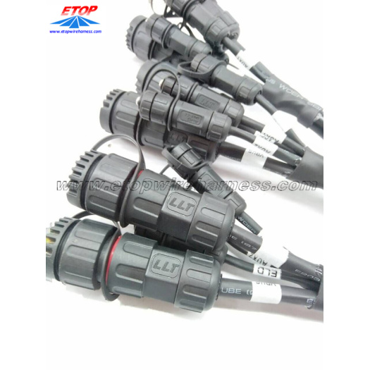 MX23A 34PIN Female connectors
