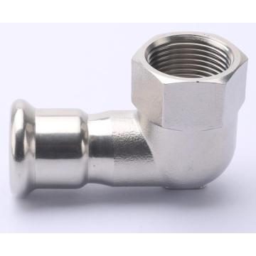 M Profile 316L Stainless Steel 90Degree Elbow