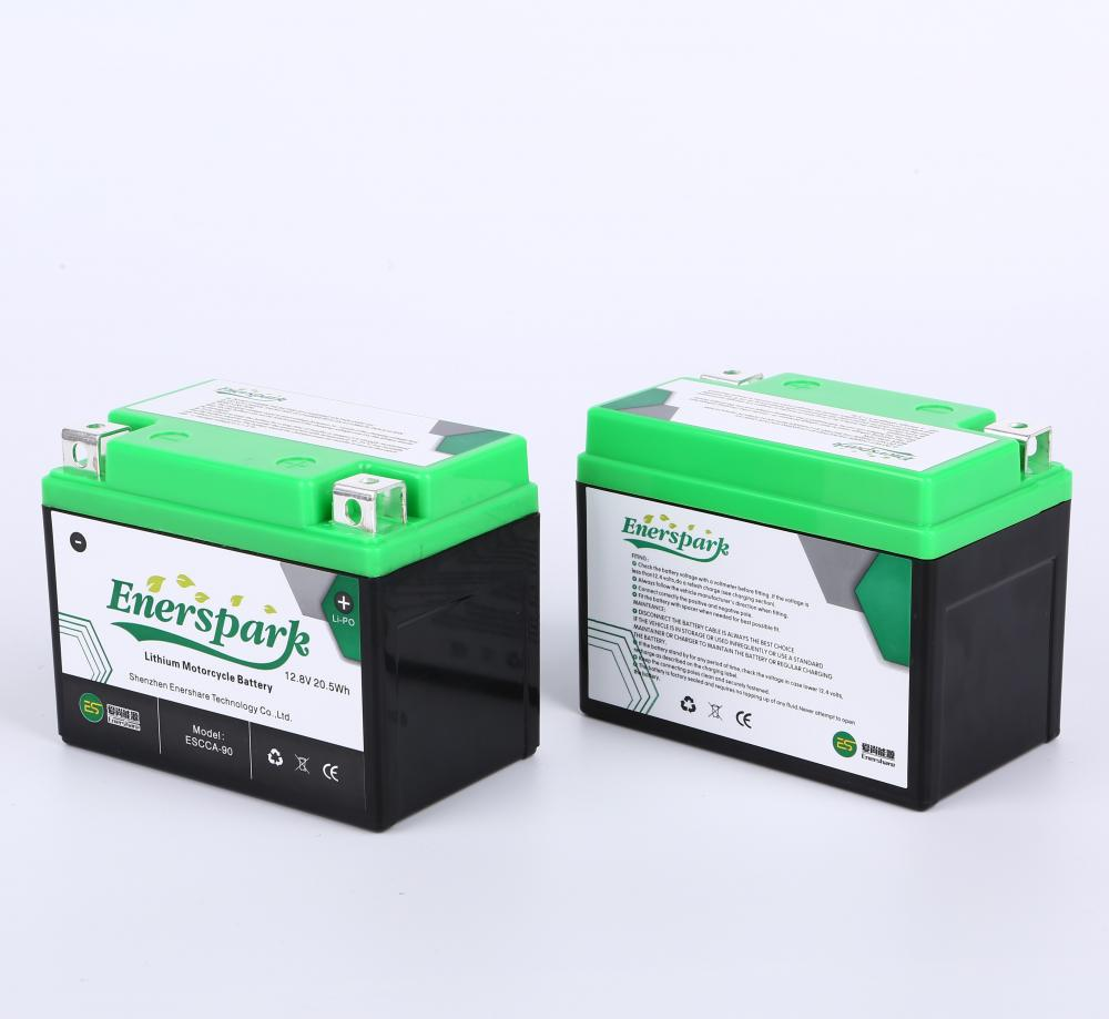 motorcycle start battery box