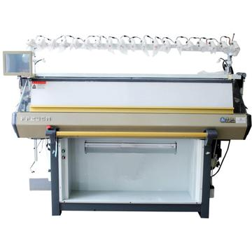 chinese fully computerized flat sweater knitting machine
