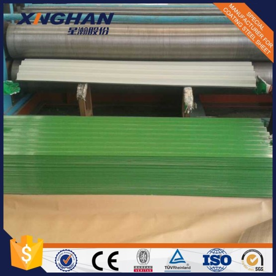 PPGI Corrugated Metal Roofing Steel Sheet