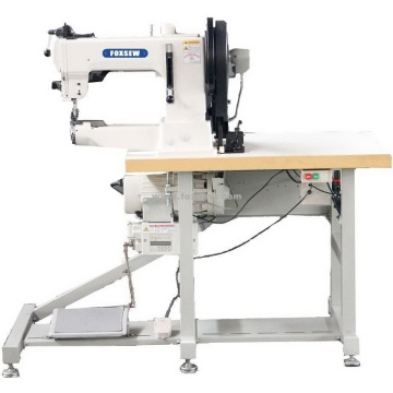Cylinder Bed Extra Heavy Duty Triple Feed Sewing Machine for Leather Upholstery and Webbing