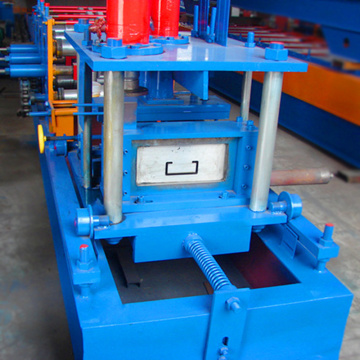 Factory selling steel used c z purlin steel press machine