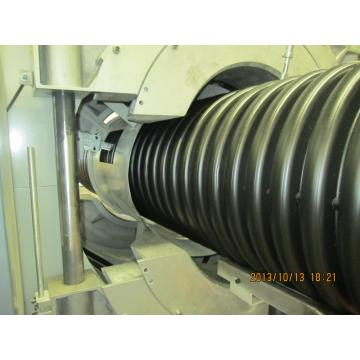 110-1000MM Double Wall Corrugated Pipe Extrusion Line