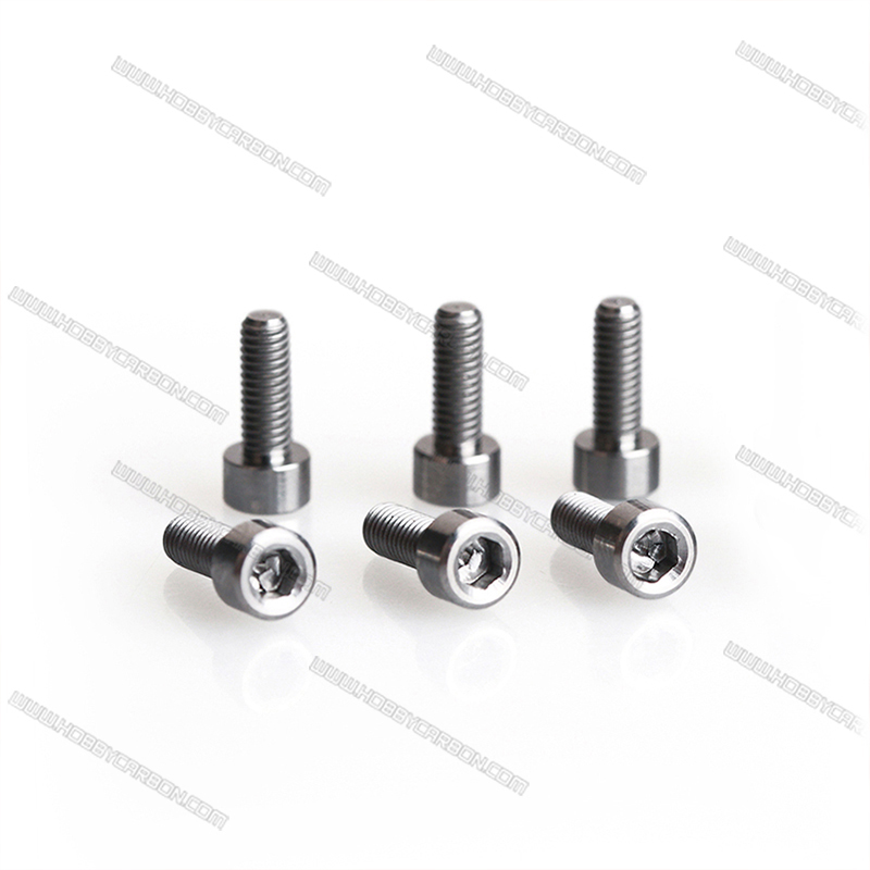 Socket Titanium Screw