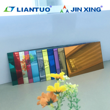 High Quality Color Mirror Acrylic Plastic Sheets