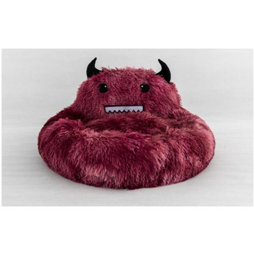 plush monster pet nest mattress creative kennel