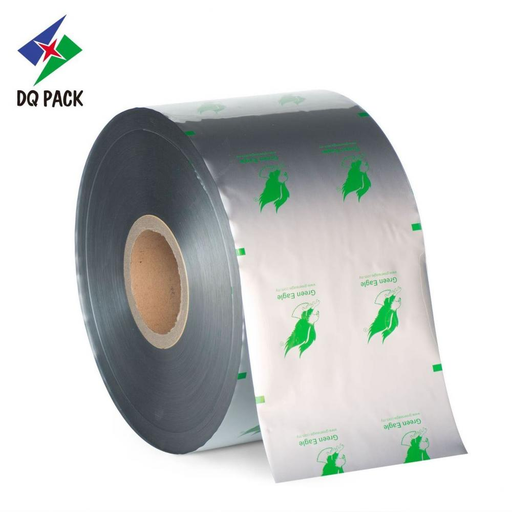 High Barrier Film In Roll Form