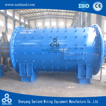 Ball Mill Aluminum Powder