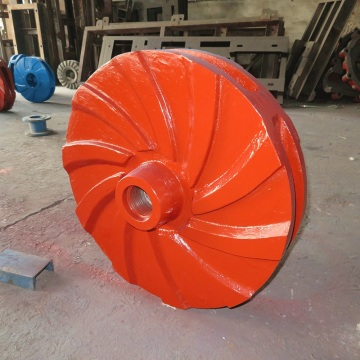 high quality  Centrifugal slurry pump impeller