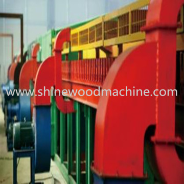 Wood Veneer Dryer for Fast Drying