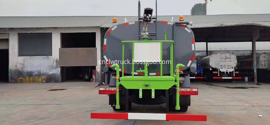 dongfeng street cleaning vehicle manufacturer