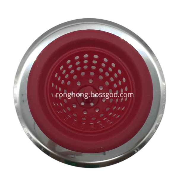 Good Grips Silicone Sink Strainer 1